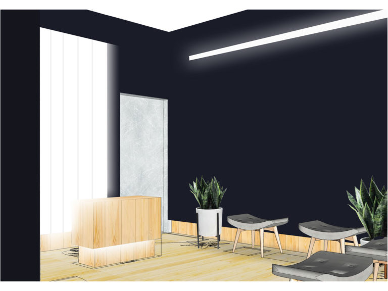 Projekt gabinetu stomatologicznego – Toruń